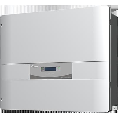 屋内・屋外設置可能 高過積載対応 パワーコンディショナ