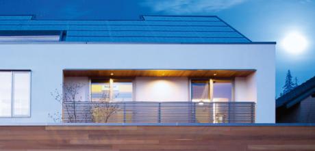 「SI SOLAR ZERO」を導入した住宅 イメージ